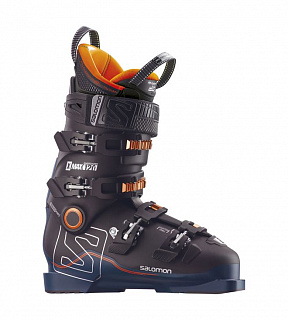 X Max 120 Black/Petrol Black/Orange